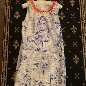 """Lily Pulitzer Mika Shift Dress in """"Rock The Dock""""!"""